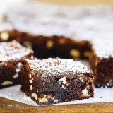 Brownies aux amandes