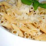 Farfalles aux 3 fromages