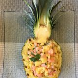 ANANAS FARCIS SALES SUCRES